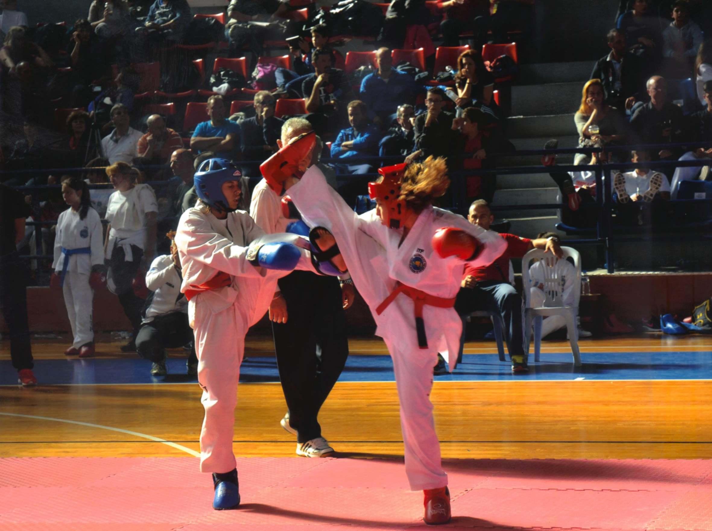 TAE KWON DO – ITF – A C  OLYMPIAN ZEUS AGIOS DIMITRIOS